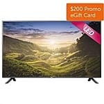 LG 55LF6000 55-Inch 1080p 120Hz LED TV $649.99 + $200 Dell Gift Card