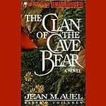 [Audible]  audio books Earth's Children series (The Clan of the Cave Bear, etc) by Jean M. Auel $4.95 each, no membership required