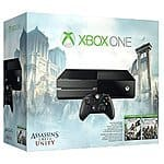 Amazon: Xbox one MCC + wireless controller + Assassin's Creed IV: Black flag for $349.00