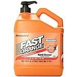 Fast Orange Pumice Hand Cleaner 1-Gallon w/ Hand Pump = $10 + Prime Shipping