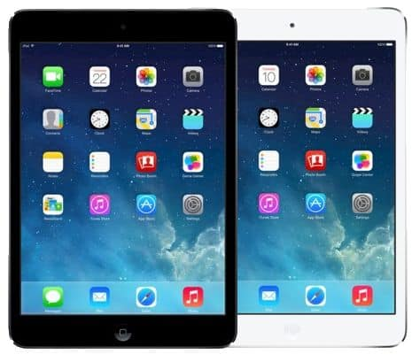 "16GB Apple iPad Mini 7.9"" WiFi Tablet (Space Gray or White)  $199 + Free Store Pickup"