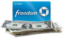 Chase Freedom Credit Card: Spend $500 in First 3-Months and  Earn $200 Cash Back
