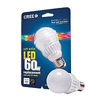 Home Depot Deal: (YMMV) Cree TW Series A19 LED bulbs $3.97/ea at Home Depot