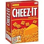 Sunshine Cheez-It Original Baked Snack Crackers, 12.4 Ounce Prime Pantry $2.16