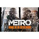 Metro Redux $8.99 PC Steam Key @ Games Republic