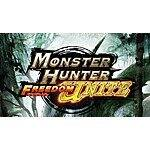 Playstation Store (PSN) Summer Sale Week One (til 8/3) Monster Hunter Freedom Unite for Vita $4 for Plus Subscribers and many more discounts