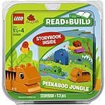 LEGO 10560 Read and Build, Peekaboo Jungle $5.82 @ Amazon