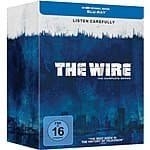 HBO's The Wire, Complete Series on Blu-ray $66.82 Shipped (Amazon .de)