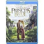 Princess Bride (Blu-ray + Digital HD) $5.00 + Free Shipping with Prime