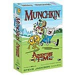 Adventure Time Munchkin Card Game - $10.39 on Amazon