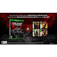 Microsoft Store Deal: Gears of War Ultimate Edition for Xbox One $39.99 + $10.00 Xbox gift card (MSSTORE)+ Get all GOW 1 - 4 free as digital download from MS