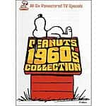 Peanuts: 1960s Collection DVD $9.96 @ Walmart