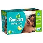 Target: 2-pk Pampers Baby Dry Diapers Giant Pack $69.98 + $15GC or HUGGIES® Overnites Diapers Super Pack $49.98 + $10GC & More + FS