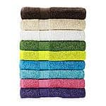 Essential Home Sutton French Terry Cotton Towels: Bath Towel $2.99, Hand Towel $2.49, Washcloth $1.99 @ KMart