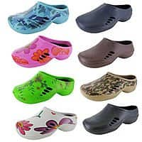 eBay Deal: $35 Women's Dawgs (Like Crocs) Sandals and Clogs $7.99 Shipped or $7.19 Shipped when you buy two or More
