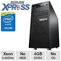 TigerDirect Deal: Lenovo ThinkServer TS440 70AQ: Xeon E3-1225V3 w/ 4 GB RAM (no HDD) - 70AQ0009UX $299.99 +S/H @ TigerDirect.com