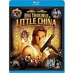 Big Trouble in Little China [Blu-ray] or The Last Legion [Blu Ray] $4.99