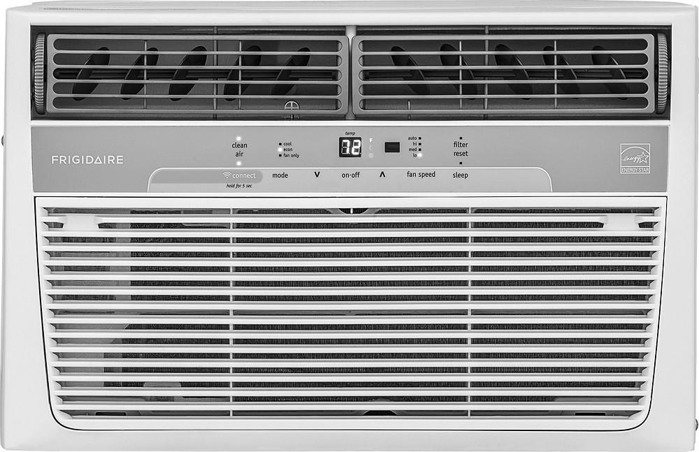 frigidaire btu 115v smart window air conditioner