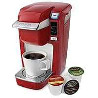 Kohls Deal: Keurig K10 B31 MINI Plus Personal Coffee Brewer $40.99