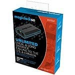 MagicJack GO Digital Phone Service, Includes 12-Months of Service (K1103) $35