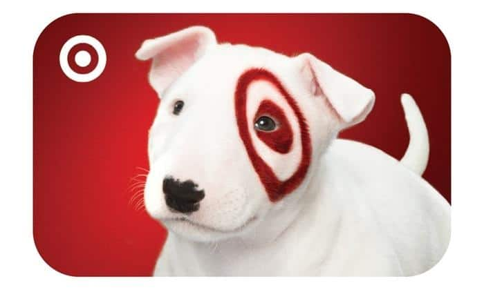 Select Groupon Customers: $10 Target Gift Card (Digital Delivery ...