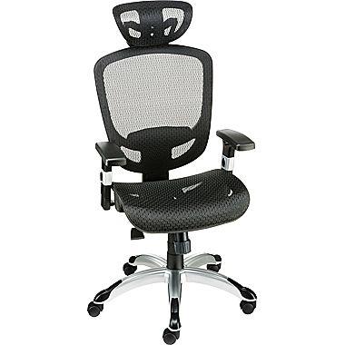 Great Staples Hyken Technical Mesh Task Chair Black or Red Slickdeals net