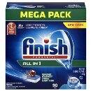 Finish Powerball Tabs Dishwasher Detergent Tablets, Fresh Scent, 90 Count $9.77 (w/ 5% S&S) @ Amazon