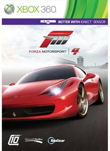 FREE Xbox 360 Forza Motorsport 4 Car Downloads (14 Total) - Free on Xbox live marketplace