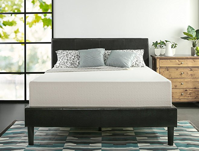Lovely  Zinus Memory Foam Mattress King Queen Twin Slickdeals net