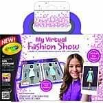 Kid's Crayola Virtual Design Sets:  My Fashion Show $8.90 or Pro-Cars $9.25 + Free Shipping w/Amazon Prime  [LOWEST PRICE FOR BOTH SETS]
