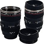 Set of 2 Camera Lens Coffee Mugs - $11.99 + FS to store (cheaper than single)