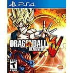 Dragon Ball Xenoverse (PS4, XB1) 39.99 or 31.99 with GCU with Free Shipping and In-store pickup
