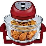 Big Boss 9063 16-Quart 1300-watt Oil-Less Fryer (Red) $63.99 @ Staples w/ Free Ship to store or to home for Rewards Members