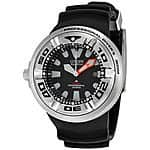 Citizen Men's BJ8050-08E Eco-Drive Professional Diver Black Sport Watch - ebay-$179.99