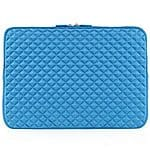 13.3 - 14 Inch Notebook Diamond Foam Splash Sleeve - Lake Blue $11.7 @ Amazon.com