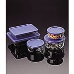 (2 Sets) -  Pyrex® Storage Plus® 10-pc. Container Set $25 w/free ship @Bonton