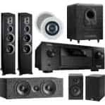 Denon x4100 with Free JBL 2x ES80, Loft-40, sp150, loft-20 & SPC6II speakers $1499 Shipped &/or Free in-Pick up