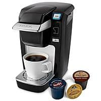 Kohls Deal: For Kohls Charge card holders: Keurig K10 Mini plus for $51.93( inclusive of 7% tax)  + free shipping