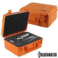 Field Supply Deal: Blackwatch Pistol/Ammo/Field Case - Badass Orange Boy/Black $19.99 + $3.99 Flat rate shipping