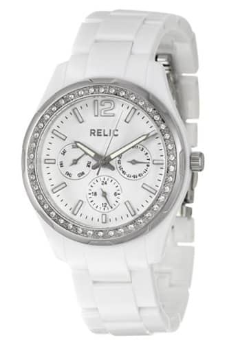 Relic By Fossil Starla Women's Watch in White (ZR15551) $19, Relic By Fossil Hannah Women's Watch (ZR11883) $20 + Free Shipping