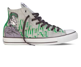 Converse 30% off Select Already-reduced Sale Apparel Items: Chuck Taylor DC Comic Sneakers from $17.50, Toddler DC Comic Sneakers from $10.50 & More + Shipping
