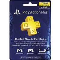 Rakuten (Buy.com) Deal: 1-Year Sony PlayStation Plus Membership