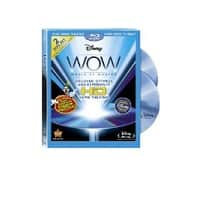Disney WOW: World of Wonder Home Theater/HDTV Calibration (Blu-ray)  $18.50