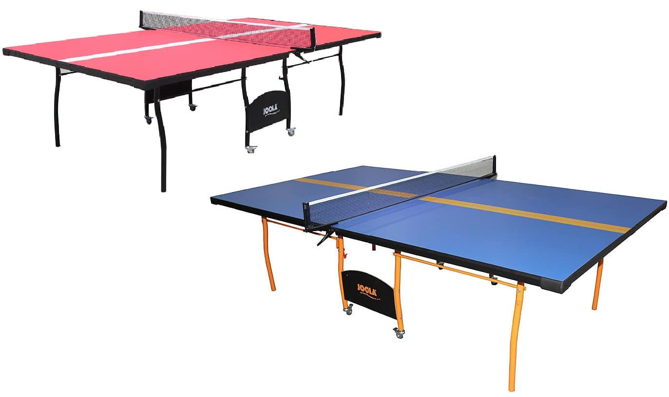 Exceptional Joola Victory Full Size Ping Pong / Table Tennis Tables + $27 SYW Points    Slickdeals.net