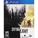 Dying Light (PS4, Xbox One, or PC)  $30