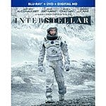 Interstellar (Blu-ray + DVD + Digital HD) $10, Lucy (Blu-ray + DVD + Digital HD) $8 & More + Free Store Pickup & In-Stores @Target