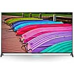 "70"" Sony XBR70X850B 4K Ultra HD 120Hz 3D Smart LED HDTV (2014 Model) $2100 + Free Shipping"