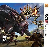 Best Buy Deal: Monster Hunter 4 Ultimate (Nintendo 3DS) $29.99 or $23.99 w/ GCU + Free Store Pickup