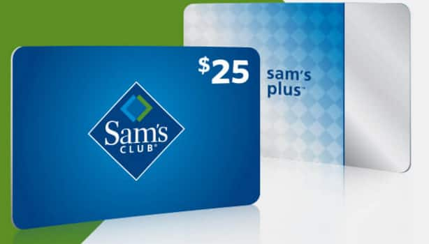 1-Year Sam's Club Plus Membership w/ Offers + $25 Gift Card ...