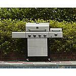 Kenmore 4 Burner Gas Grill with Steamer $269.99 @ Sears w/ In-Store Pickup